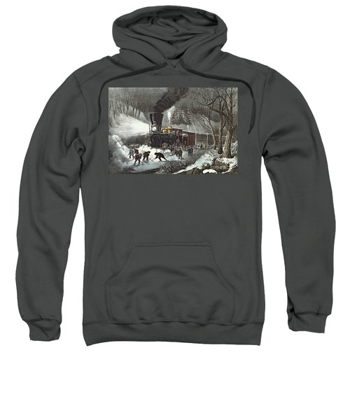 Currier And Ives Sweatshirt