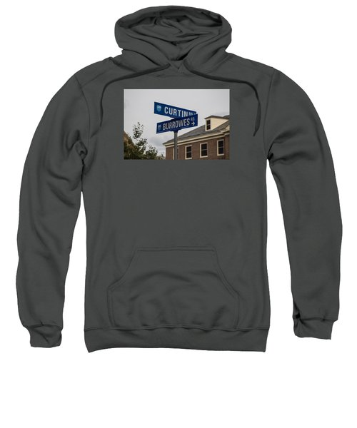 Curtin And Burrowes Penn State  Sweatshirt