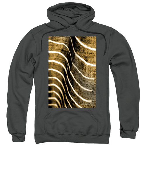 Curves And Folds Sweatshirt