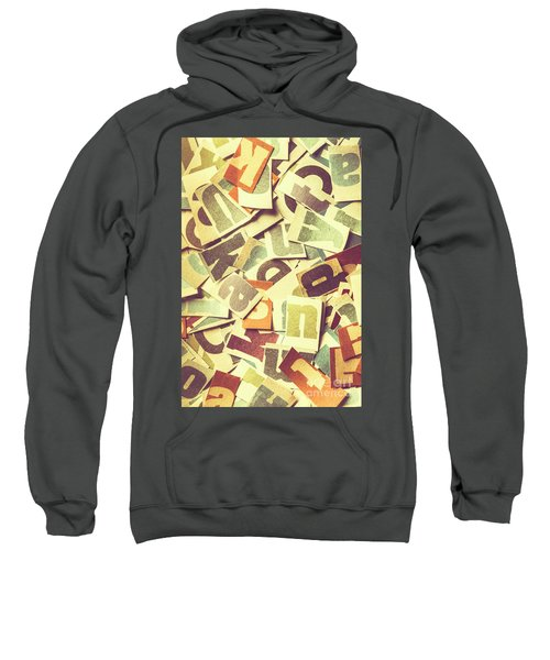 Cut Copy Sweatshirt