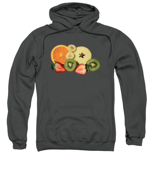 Cut Fruit Sweatshirt