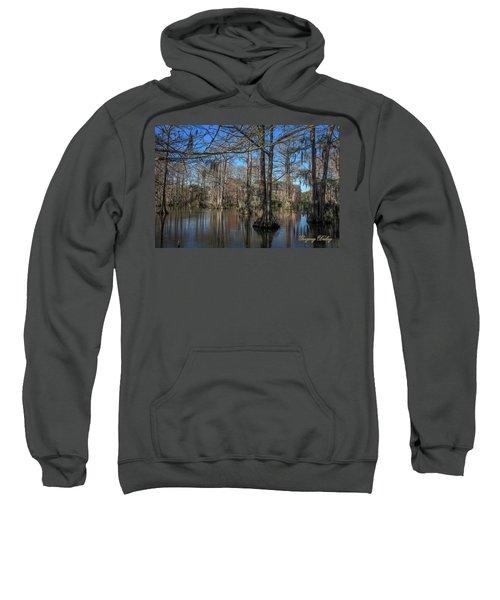 Cyprus Lake 2 Sweatshirt