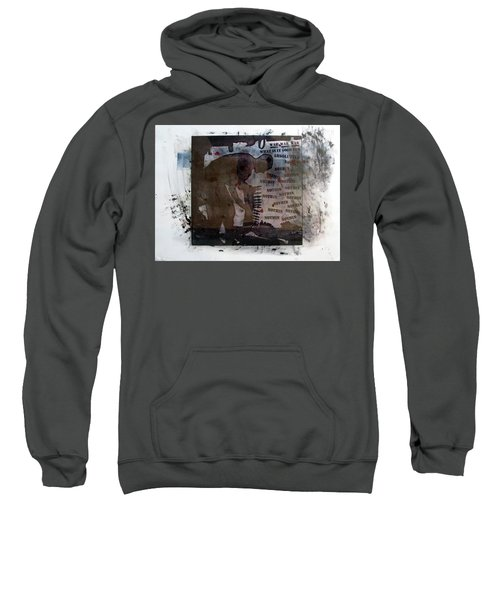 D U Rounds Project, Print 1 Sweatshirt