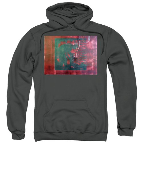 D U Rounds Project, Print 34 Sweatshirt