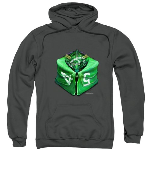 D6 Dragon Dice Sweatshirt
