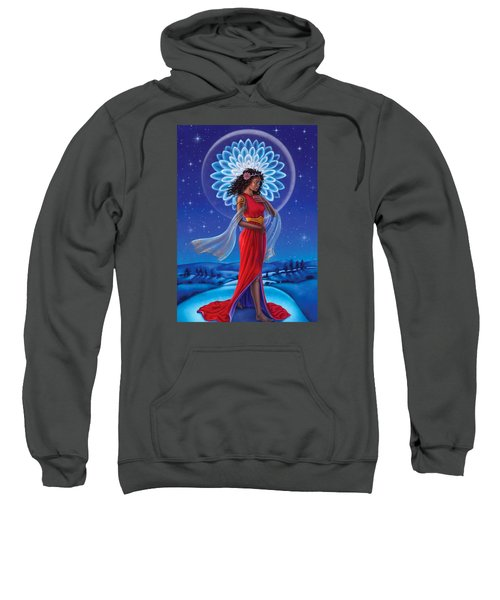 Dahlia - Attend To Your Shadows Sweatshirt