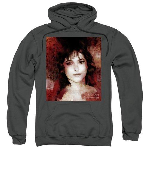 Dakota Johnson Hollywood Actress Sweatshirt