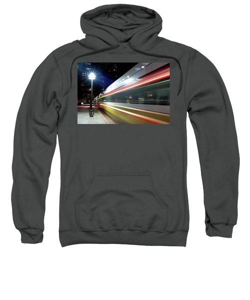 Dallas Dart Train 012518 Sweatshirt
