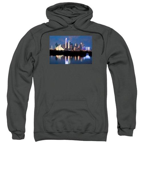 Dallas Skyline May 2015 Sweatshirt