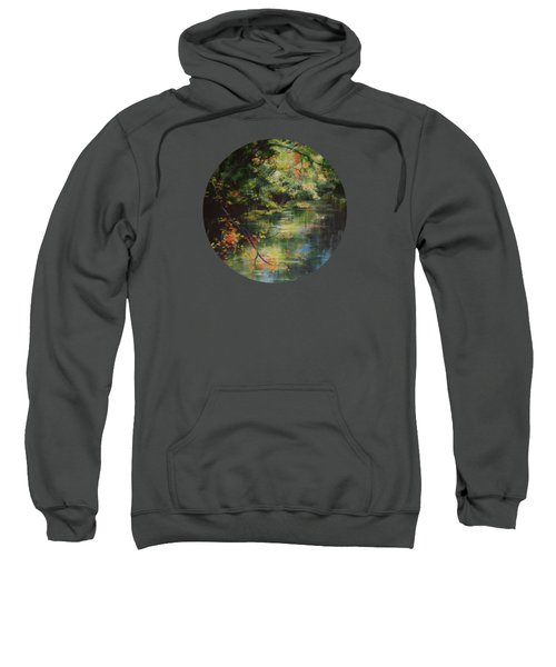 Dance Of Color And Light Sweatshirt