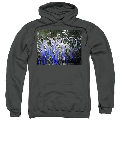Dancing Chihuly  Sweatshirt