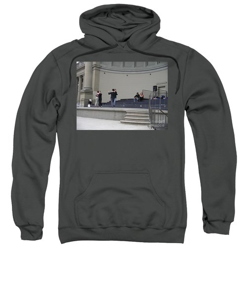 Dancing In Golden Gate Park Sweatshirt