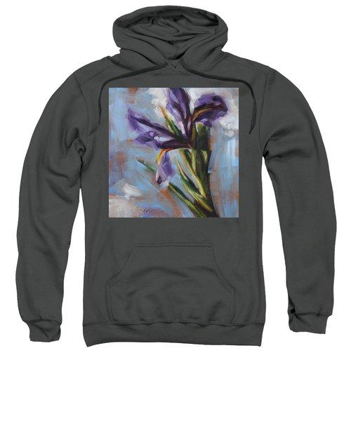 Dancing Iris Sweatshirt