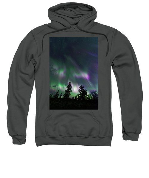 Dancing Lights Sweatshirt