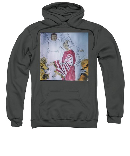 Daniel And Lion's Den Sweatshirt