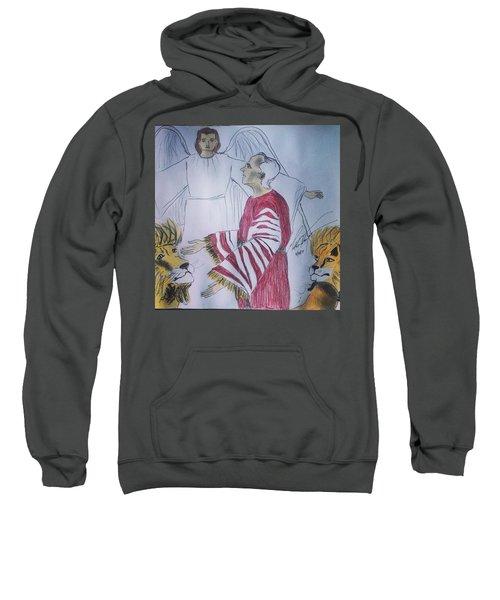 Daniel And Lion's Den Sweatshirt