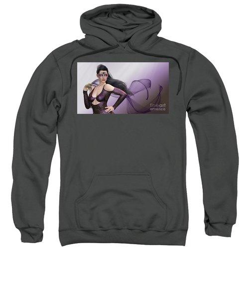 Dark Lady Sweatshirt