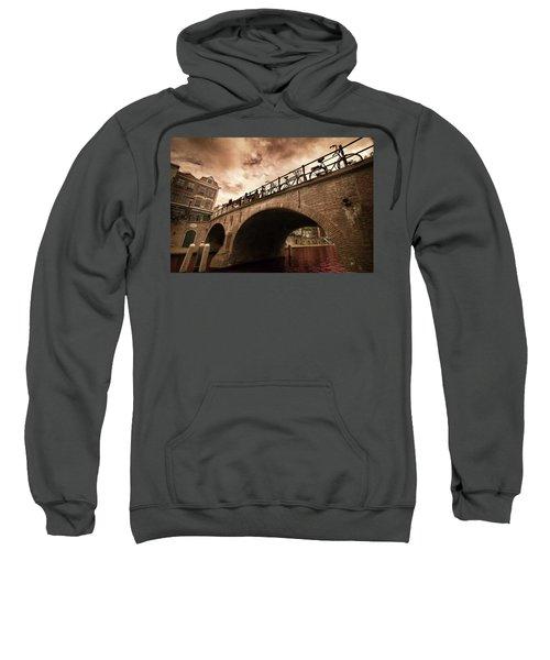 Darkness Falls Sweatshirt