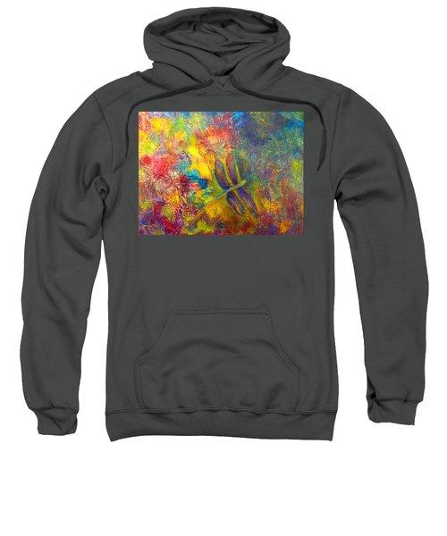 Darling Dragonfly Sweatshirt