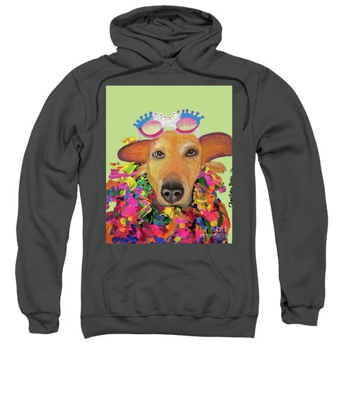 Date With Paint Sept 18 6 Sweatshirt
