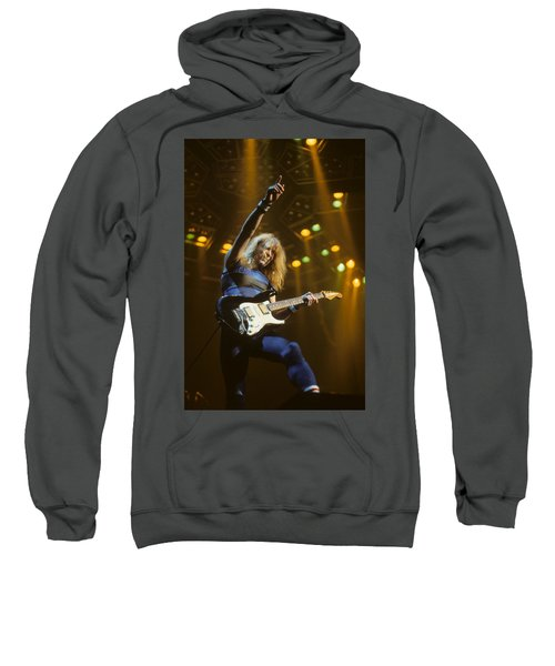 Dave Murray Of Iron Maiden Sweatshirt