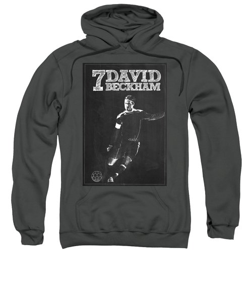 David Beckham Sweatshirt by Semih Yurdabak
