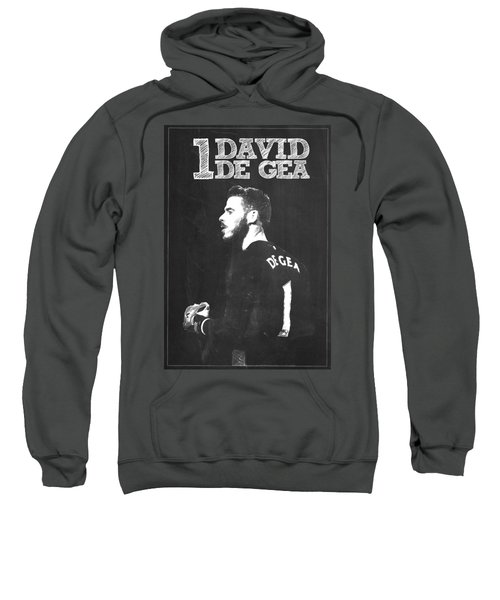 David De Gea Sweatshirt by Semih Yurdabak