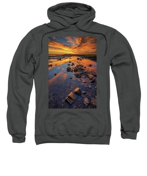 Dawn At Pott's Point Sweatshirt