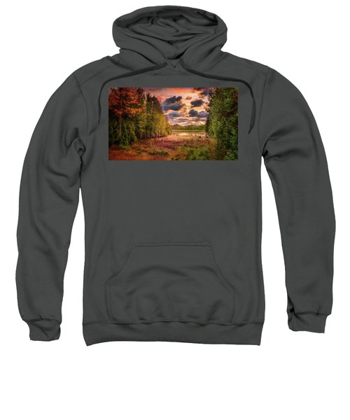 Dawn At The Lake Sweatshirt
