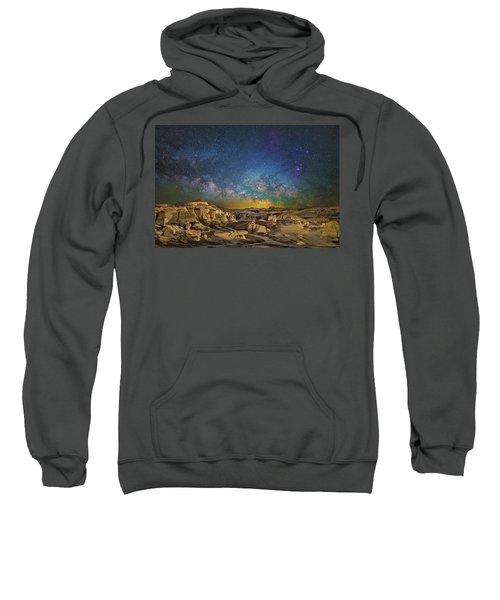 Dawn Of The Universe Sweatshirt