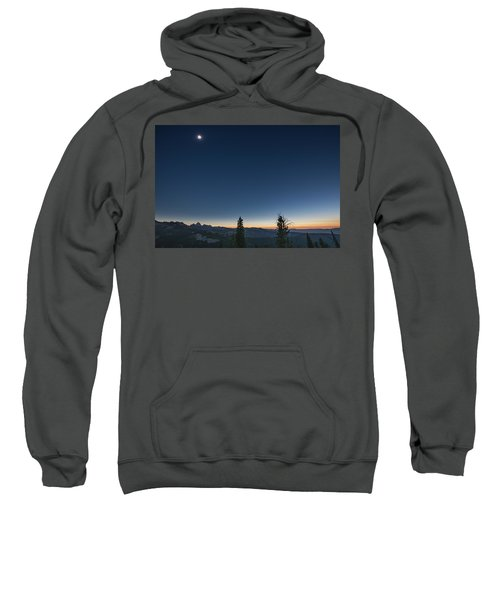 Day Becomes Night Sweatshirt