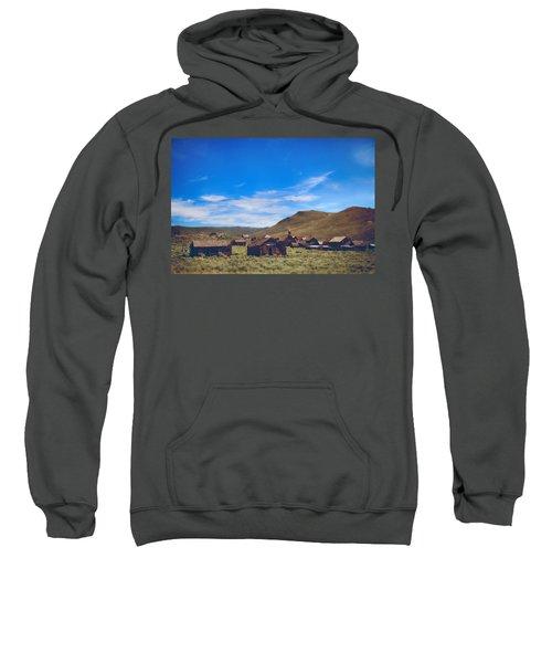 Days Of Old Sweatshirt