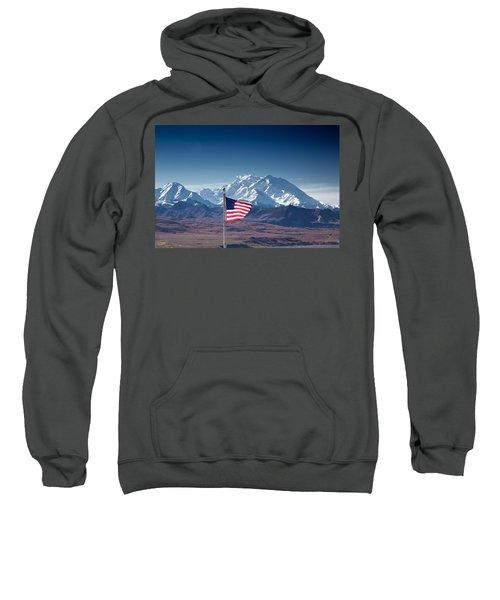 Denali Salute Sweatshirt