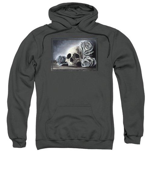 Death By The Rose Sweatshirt