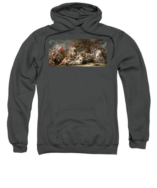 Death On The Pale Horse Sweatshirt
