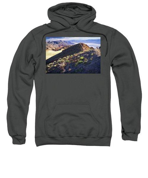 Death Valley At Spring Sweatshirt