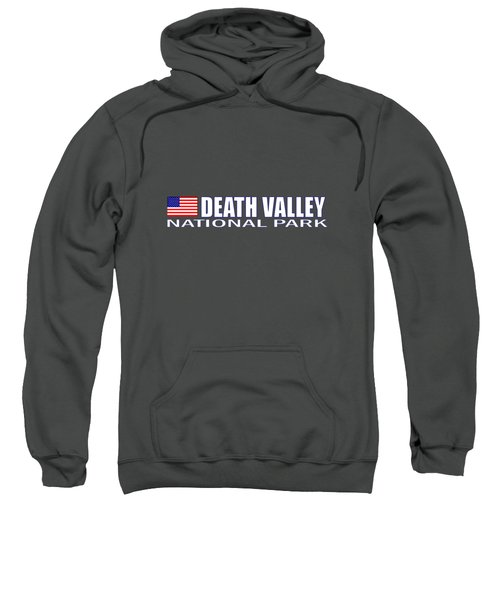 Death Valley Sweatshirt by Brian's T-shirts