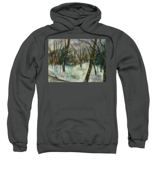 December On Cooper Hill Sweatshirt