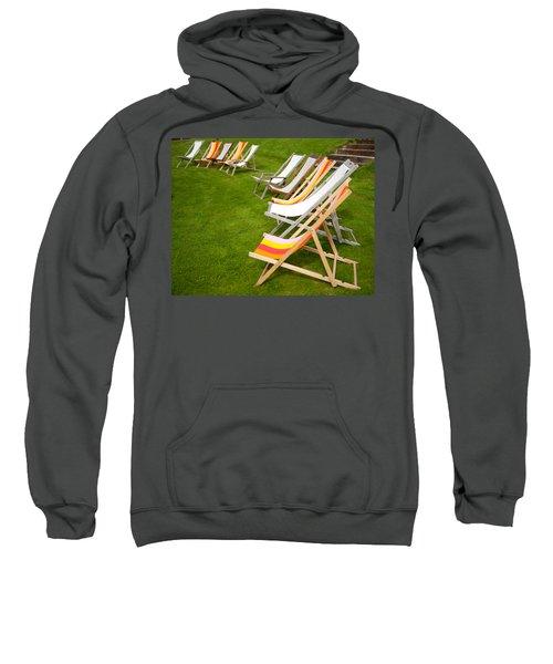 Deck Chairs Sweatshirt