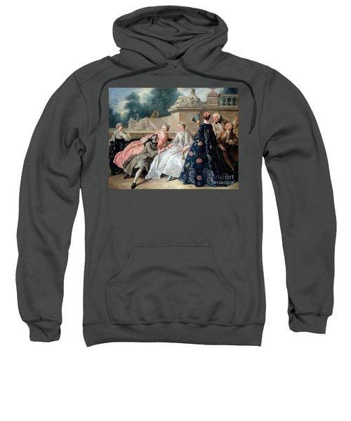 Declaration Of Love Sweatshirt