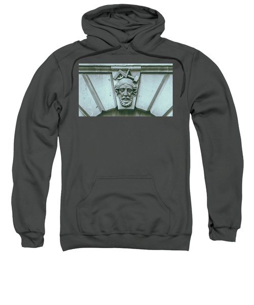 Decorative Keystone Architecture Details A Sweatshirt