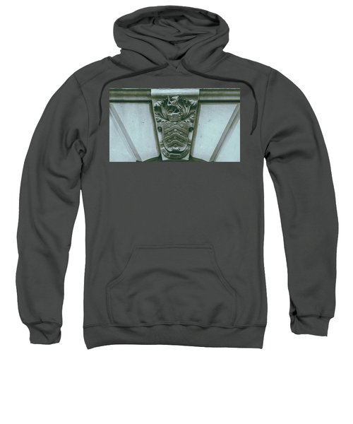 Decorative Keystone Architecture Details C Sweatshirt