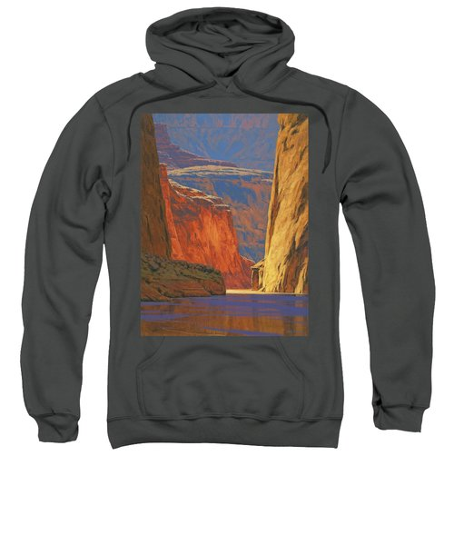 Deep In The Canyon Sweatshirt
