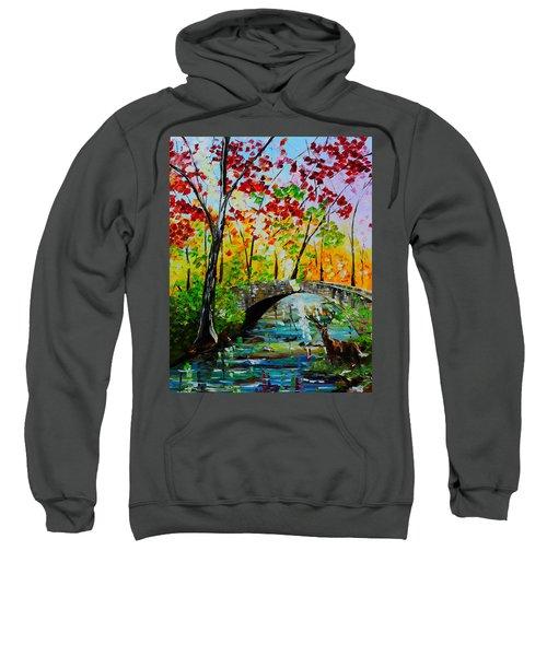 Deer Crossing Sweatshirt