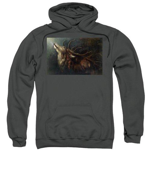 Dying Deer Sweatshirt