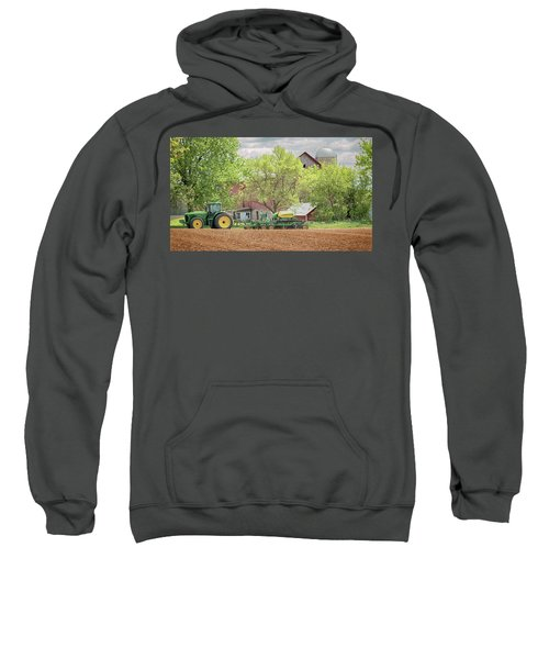 Deere On The Farm Sweatshirt
