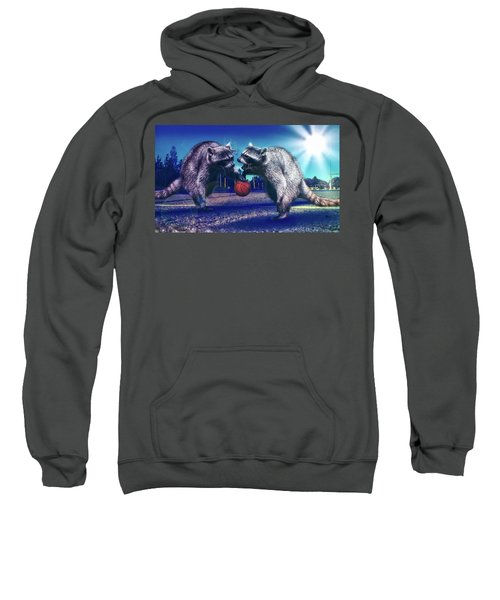 Defense Sweatshirt by Jonny Lindner