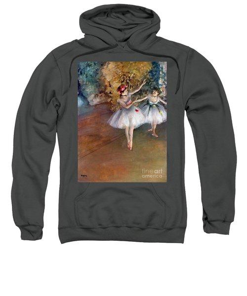 Degas: Dancers, C1877 Sweatshirt