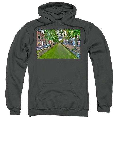 Delft Canals Sweatshirt