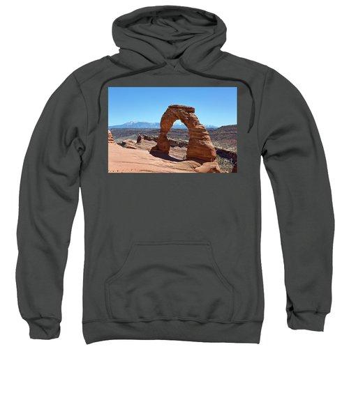 Delicate Arch Arches National Park Sweatshirt